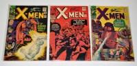 Lot 1073 - The X-Men No.16-18 inclusive. (3)