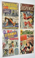 Lot 1075 - Strange Tales Annual No.1 (1962), Amazing...