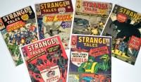 Lot 1082 - Strange Tales Nos.135-140 inclusive. (6)