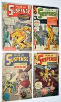 Lot 1088 - Tales Of Suspense Nos.40-43 inclusive. (4)
