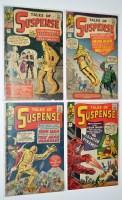 Lot 1089 - Tale Of Suspense Nos.44-47 inclusive. (4)