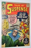 Lot 1090 - Tales Of Suspense No.48.