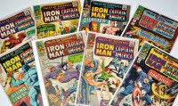 Lot 1096 - Tales Of Suspense Nos.74-80, and 95. (8)