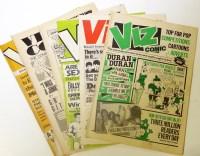 Lot 128 - Viz Comics: seven early issues, comprising: No'...