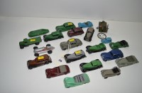 Lot 274-A quantity of Dinky die-cast model vehicles,...