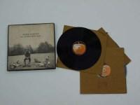 Lot 410 - George Harrison: LP album ''All Things Must...