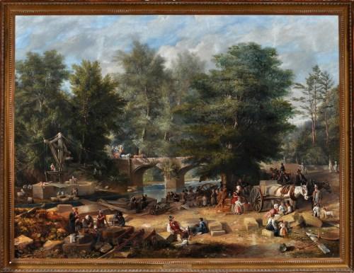 Lot 311-John Wilson Carmichael (1799-1868) ''OLD...