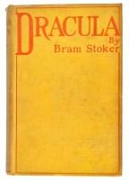 Lot 1028-Stoker (Bram) Dracula, 8vo, original...