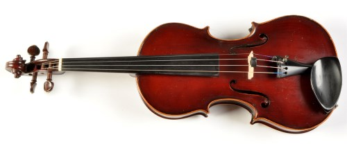 Lot 1066-An Italian violin from the workshop of...