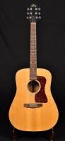 Lot 1104 - Guild acoustic guitar, model no. D4-NT, serial...