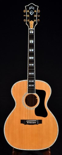Lot 1107-Guild limited edition 45th Anniversary acoustic...
