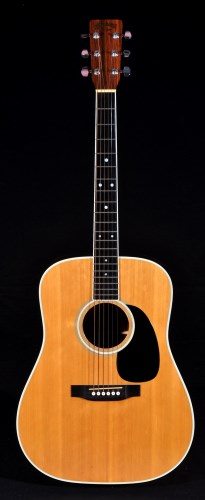 Lot 1109 - A CF Martin & Co. electro-acoustic guitar,...