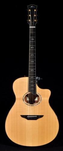 Lot 1111 - BSG electro-acoustic guitar, model no. A29,...
