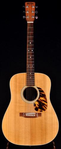Lot 1113 - C.F. Martin & Co. electro-acoustic guitar,...