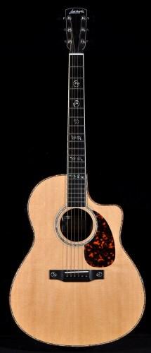 Lot 1118 - Jean Larrivée electro-acoustic guitar, model...
