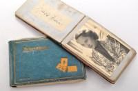 Lot 1130 - An autographed book bearing various signatures...