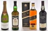 Lot 1138 - A bottle of Famous Grouse 10 year old vintage...