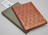Lot 33-Rubaiyat of Omar Khayyam, facsimile illuminated...