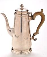 Lot 1045 - An Elizabeth II coffee pot, by Garrard & Co....