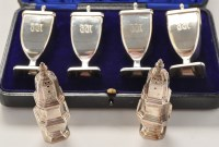 Lot 1102 - A matched set of four early 20th Century...