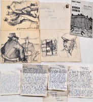 Lot 184-*Norman Stansfield Cornish An archive of late...