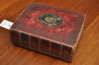 Lot 11 - Bible, English. The Holy Bible, 2 parts in one...