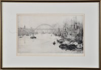 Lot 42 - William Lionel Wyllie (1851-1931) Shipping at...