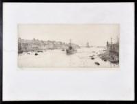 Lot 43 - William Lionel Wyllie (1851-1931) Warships...