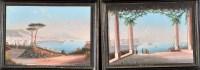 Lot 49 - 19th Century Neapolitan School Views of Naples...