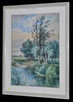 Lot 58 - Henry ''Harry'' O*** Richardson (1863-1934) A...