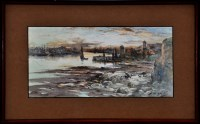 Lot 80 - Thomas Swift Hutton (1860- after 1935) ''Mouth...