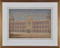Lot 87 - E*** Drummond (19th Century) ''Northumberland...