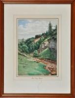 Lot 88 - John Valentine (1867-1947) ''Hoods Craig,...