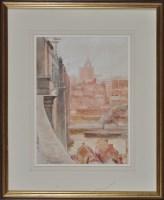 Lot 91 - Robert Jobling (1841-1923) ''The High Level...