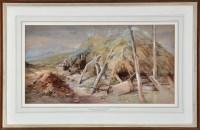 Lot 99 - Thomas Miles Richardson, jnr., RSW (1813-1890)...