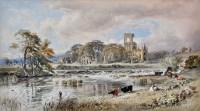 Lot 101 - George Arthur Fripp (1813-1896) ''Kirkstall...