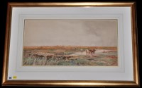 Lot 106 - Claude Hayes (1852-1922) An East Anglian...