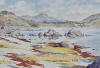 Lot 117 - Stirling Gillespie (1908-1993) ''Ettrick Bay,...