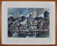 Lot 126 - Albert Henry Herbert (1914-1982) ''North...