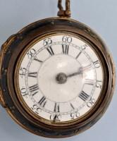 Lot 591-D. Danby, London: a George III giltmetal pair...