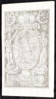 Lot 7-William Hole (16th/17th Century) ''BRITANNIA''...