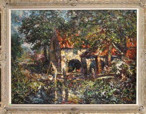 Lot 430-John Falconar Slater (1857-1937) ''A TRIBUTE TO...
