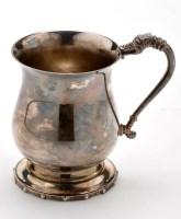 Lot 627 - An Elizabeth II mug, by V.S. Ltd., Birmingham...