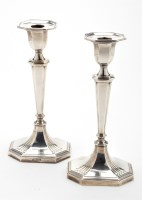 Lot 658 - A matched pair of Victorian/Edwardian...