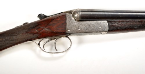 Lot 511-W. R. Pape Newcastle, A 20 bore box-lock ejector...