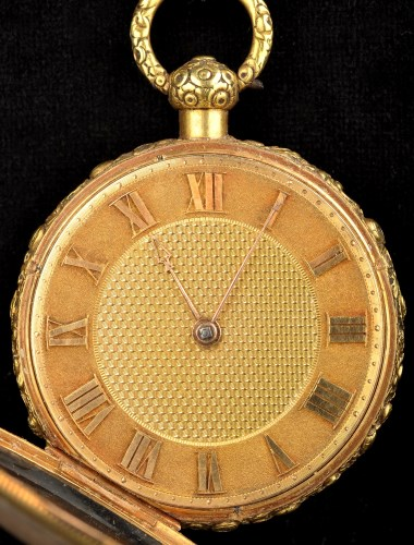 Lot 707 - J. Gorham, Kensington, Watchmaker to the Royal...