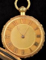 Lot 707 - J. Gorham, Kensington, Watchmaker to the Royal...