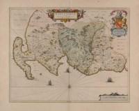 Lot 1 - Timothy Pont (c.1564-c.1614) ''GALLOVIDIA...