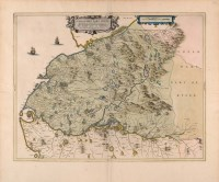 Lot 4 - Timothy Pont (c.1564-c.1614) ''GALLOVIDIAE...
