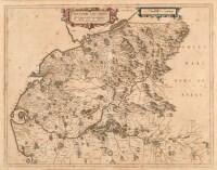 Lot 6 - Timothy Pont (c.1564-c.1614) ''CARRICTA...